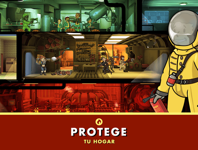 Juega Fallout Shelter on pc 12