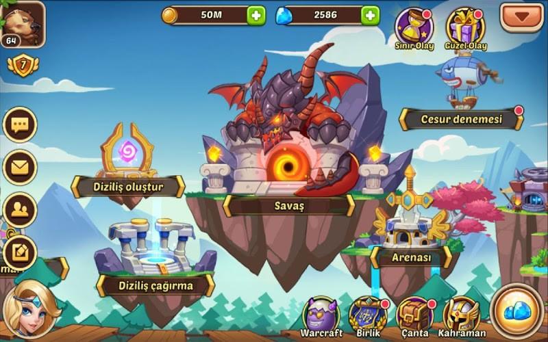 Idle Heroes  İndirin ve PC'de Oynayın 16