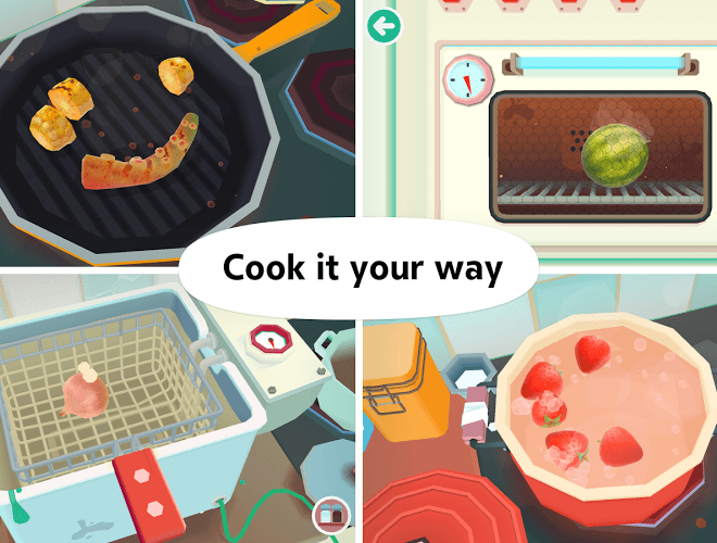 toca kitchen android download free