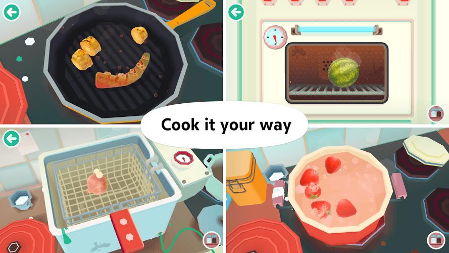 Play Toca Kitchen 2 On Pc With Bluestacks Android Emulator