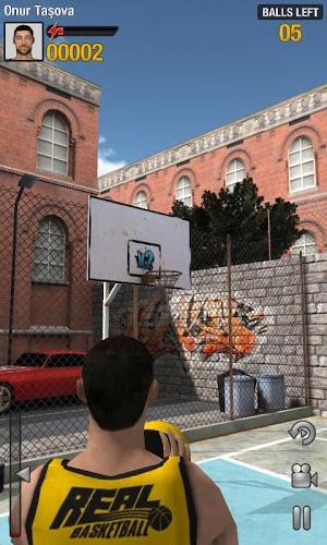 Play Real Basketball on PC 3