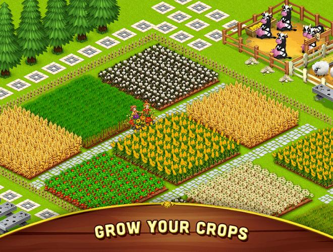 เล่น ฟาร์มขนาดใหญ่เล็ก ๆ น้อย ๆ on PC 26