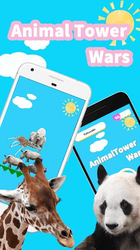 Играй AnimalTower Wars На ПК 2