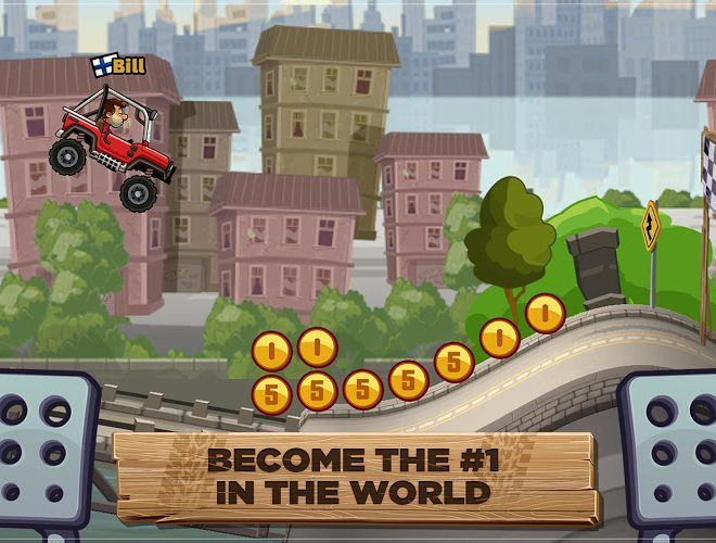 Play Hill Climb Racing 2 on PC 8