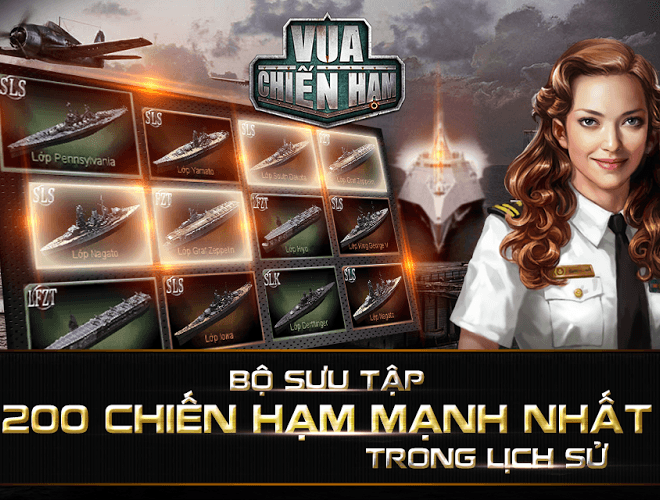 Chơi Vua Chien ham on PC 6