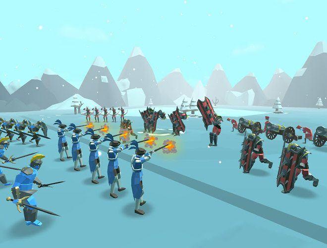 Play Epic Battle Simulator 2 on PC 2