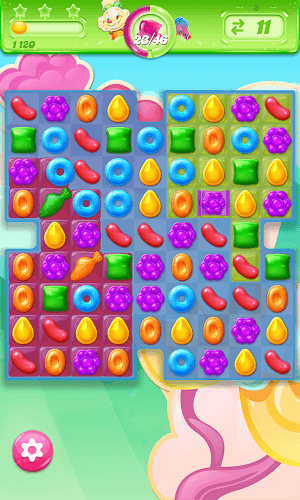 เล่น Candy Crush Jelly Saga on PC 8