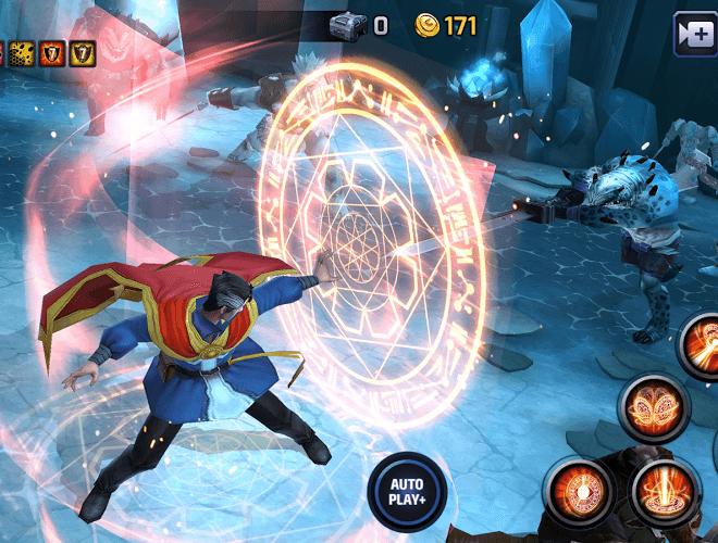 เล่น Marvel Future Fight on PC 7