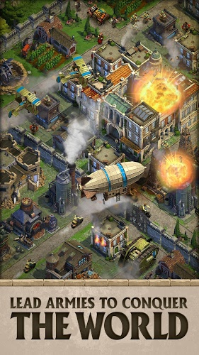 Play DomiNations on PC 2
