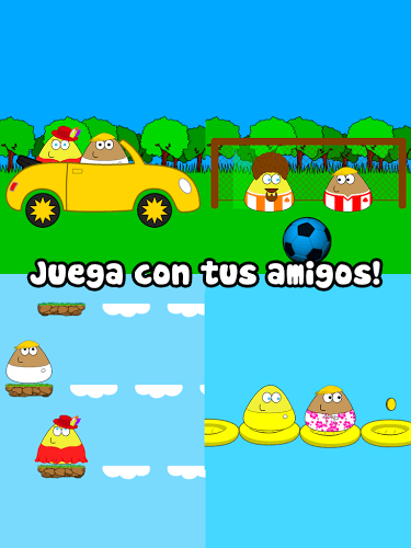 Juega Pou on PC 12