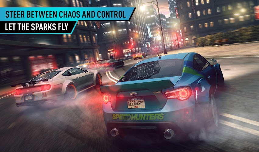 Download Need for Speed: No Limits on PC with BlueStacks