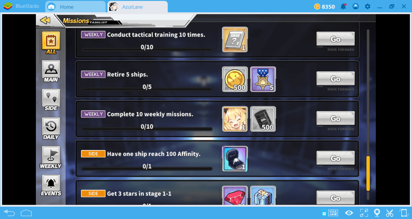 Guide to Finding the Perfect Ship in Azur Lane