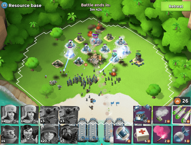 Play Boom Beach on PC 12