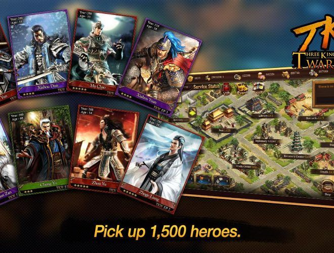 Play 3 Kingdoms Warlord on PC 3