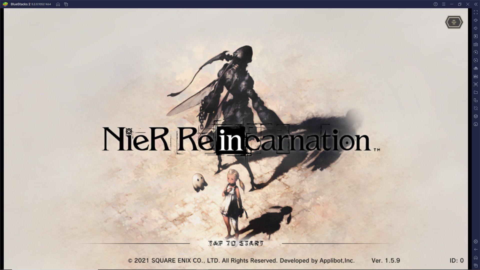 Come giocare NieR Reincarnation su PC con BlueStacks