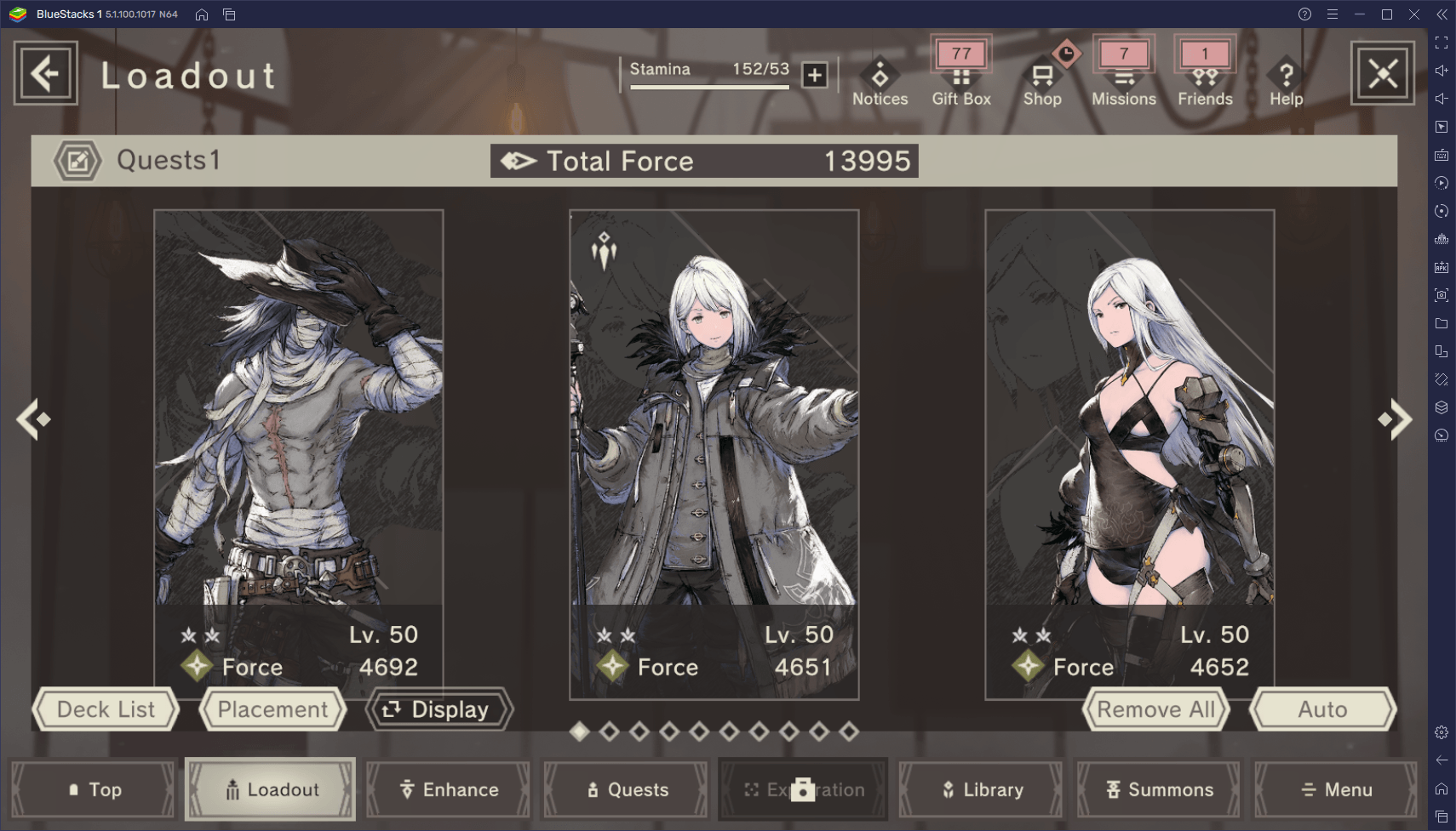 Reroll Guide for NieR Reincarnation – How to Obtain the Best Characters From the Beginning