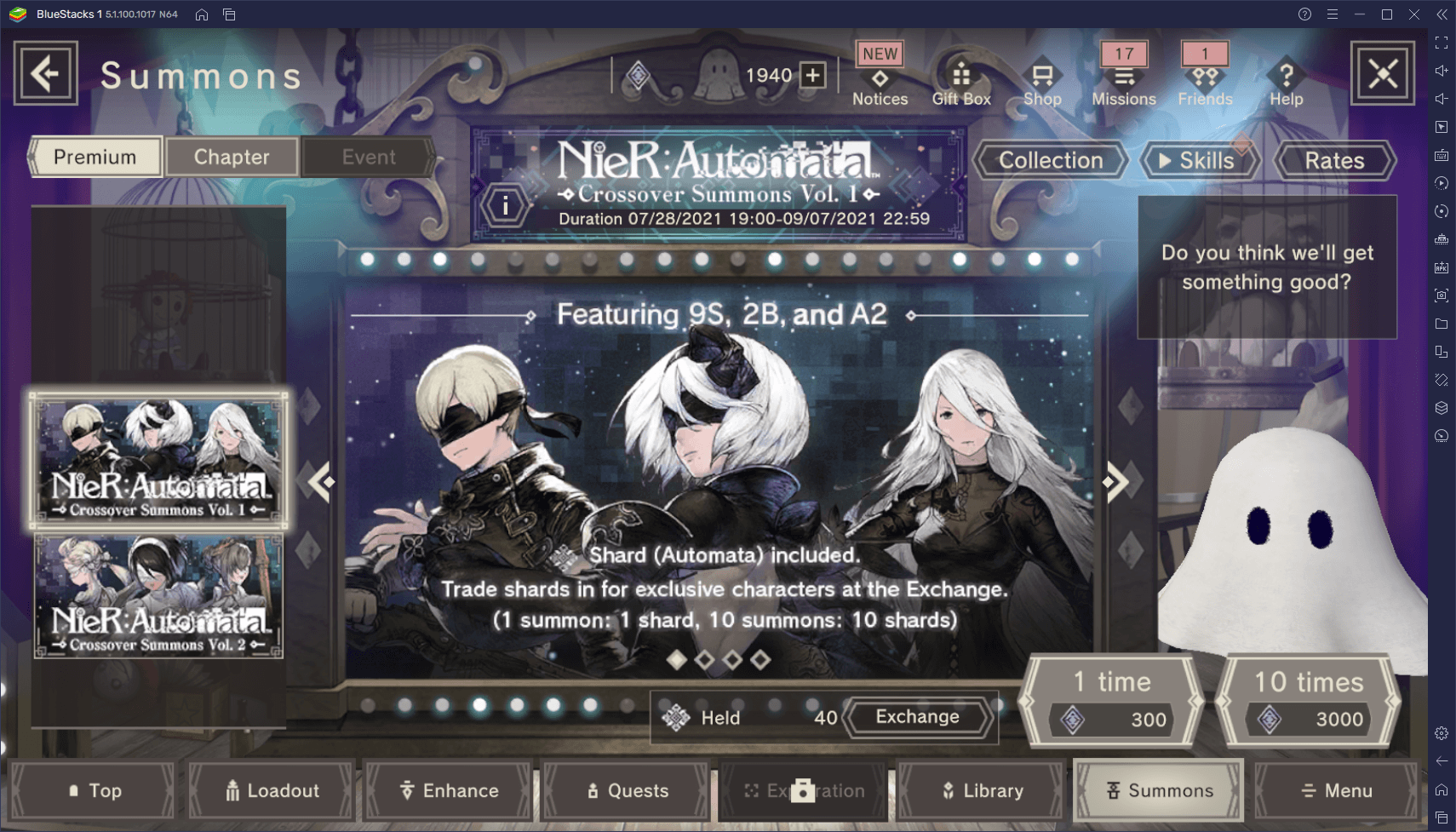 لعبة NieR Reincarnation قائمة المستويات مع أفضل الشخصيات في اللعبة