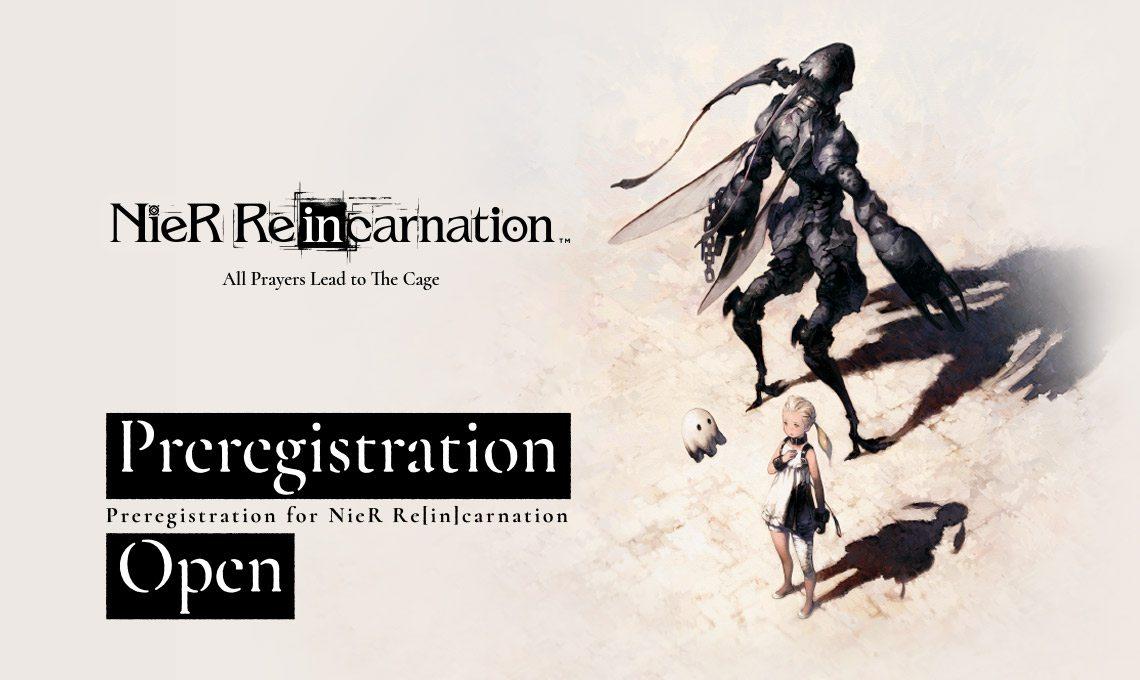 NieR Re[in]carnation: Global Pre-registration Open