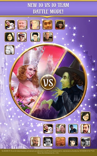 Play Wizard of Oz: Magic Match on PC 14