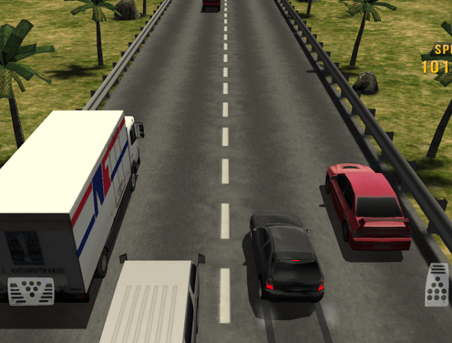 Gioca Traffic Racer on pc 7