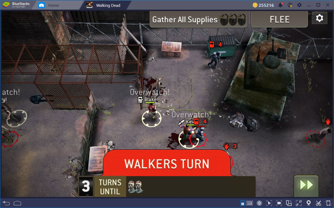 The Walking Dead: No Man's Land—Combat and Building Guide