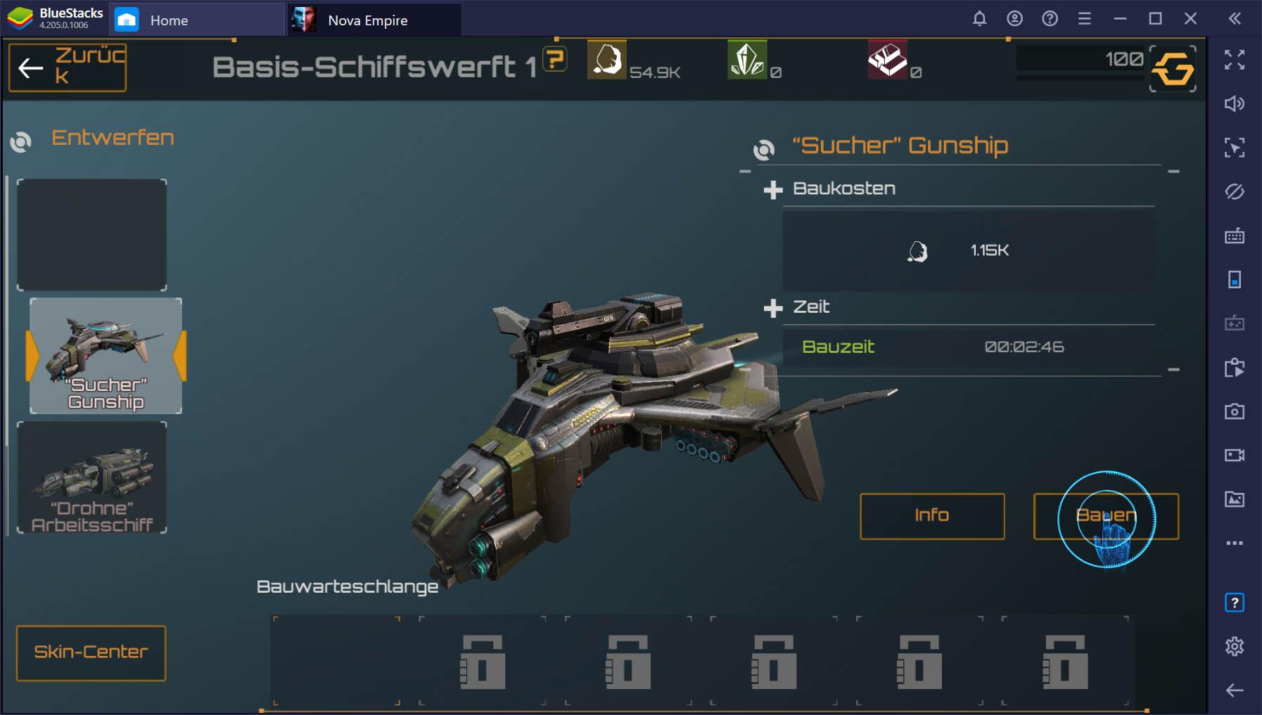 Nova Empire: Space Commander auf dem PC – Die besten Tipps und Tricks für Anfänger