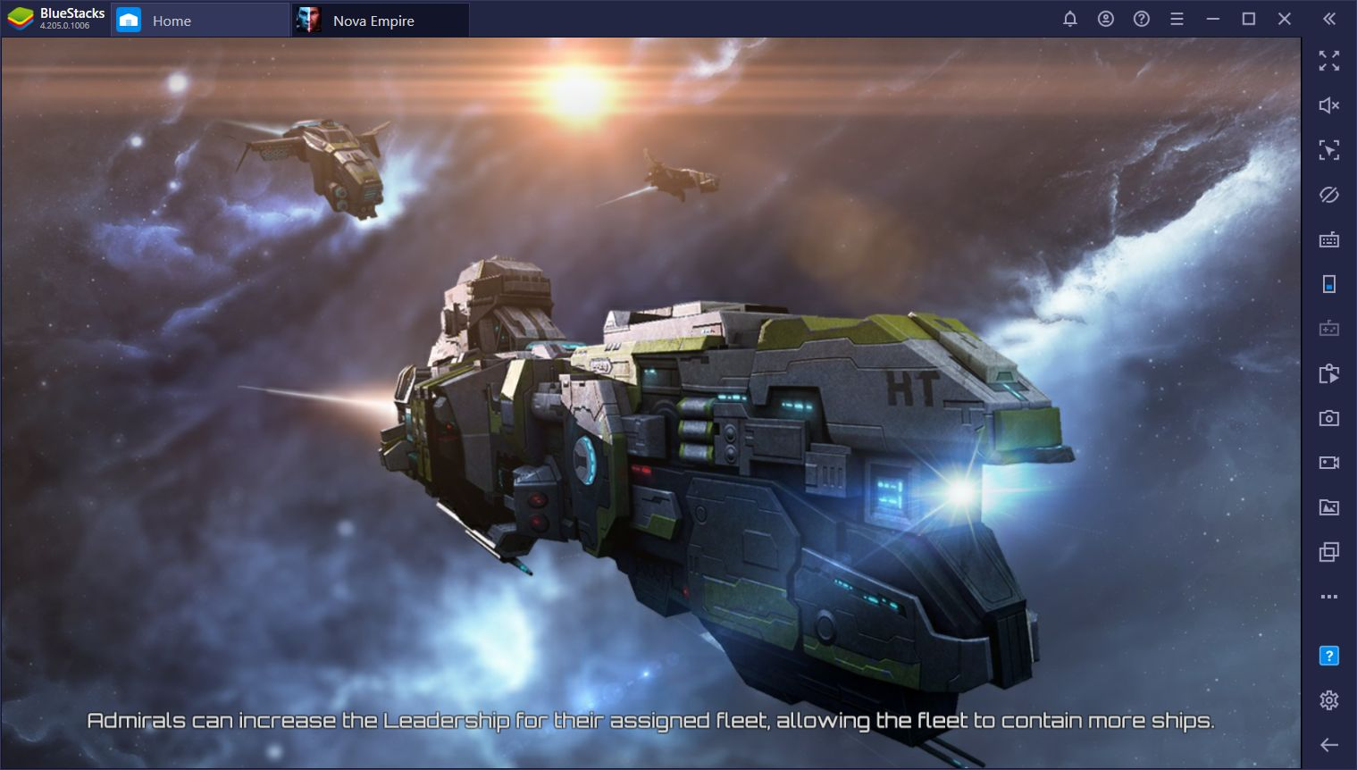 Nova Empire: Space Commander on PC - The Best Tips and Tricks for Beginners