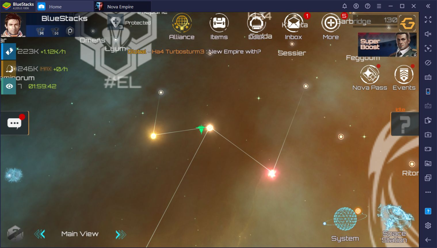 Nova Empire: Space Commander on PC - Beginner's Guide for Dominating the Galaxy