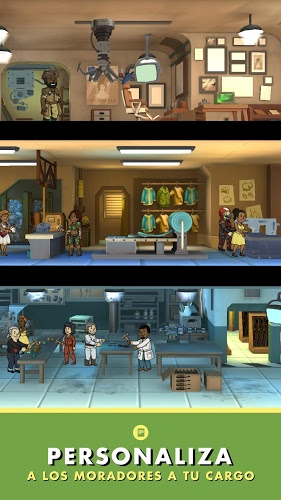 Juega Fallout Shelter on pc 4