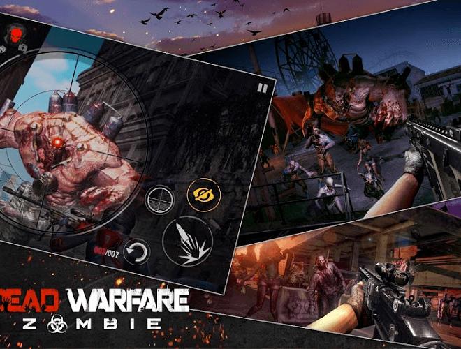 Играй DEAD WARFARE: Zombie На ПК 7