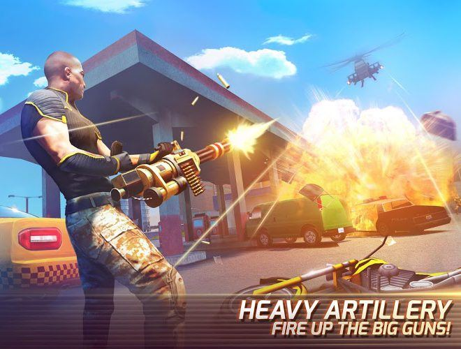 Play Gangstar Vegas on PC 5