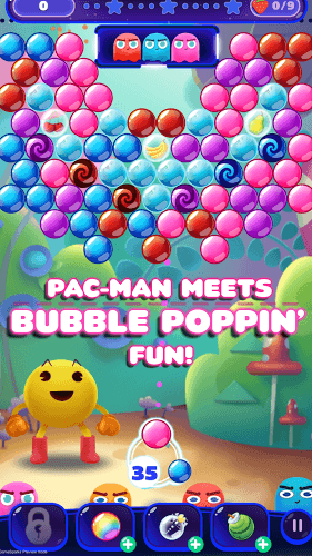 Play PAC-MAN Pop – Bubble Shooter on PC 5