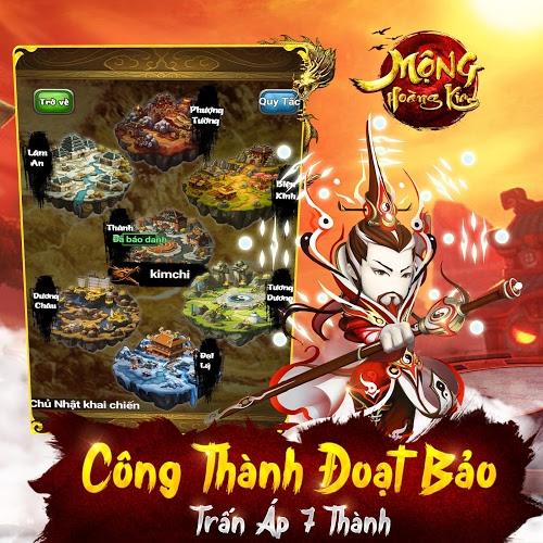 Chơi Mộng Hoàng Kim on PC 8