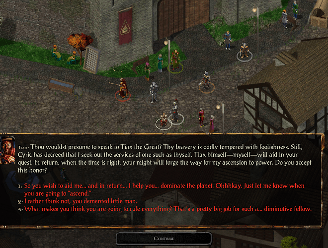 Play Baldur's Gate on PC 13