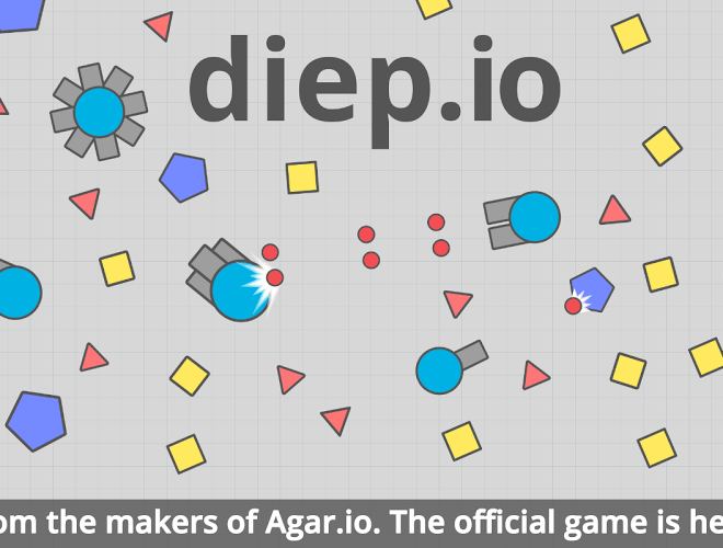 Chơi diep.io on pc 2