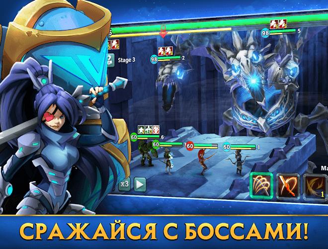 Играй Alliance: Heroes of the Spire На ПК 4