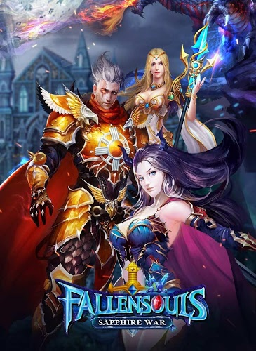 Play FallSouls – SapphireWar on PC 7