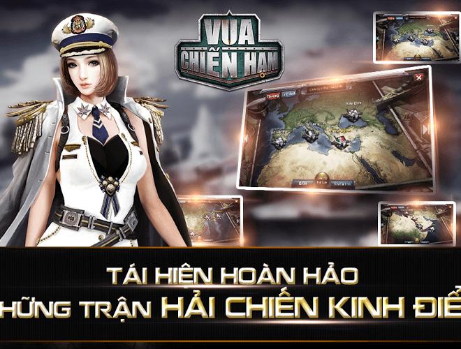 Chơi Vua Chien ham on PC 7