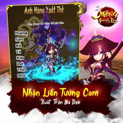 Chơi Mộng Hoàng Kim on PC 11