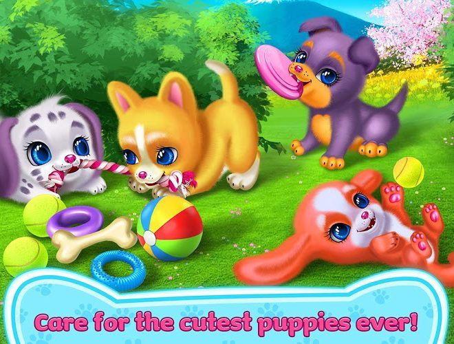 Play Puppy Love My Dream Pet on pc 8