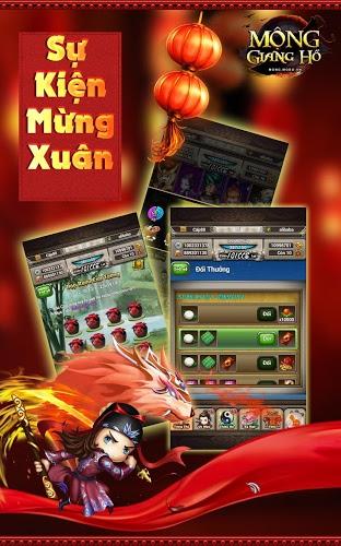 Chơi Mộng Giang Hồ on PC 14