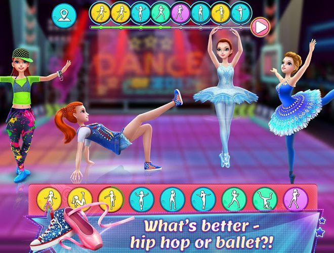 Play Dance Clash: Ballet vs Hip Hop on PC 8