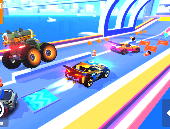 Play SUP Multiplayer Racing on PC 6