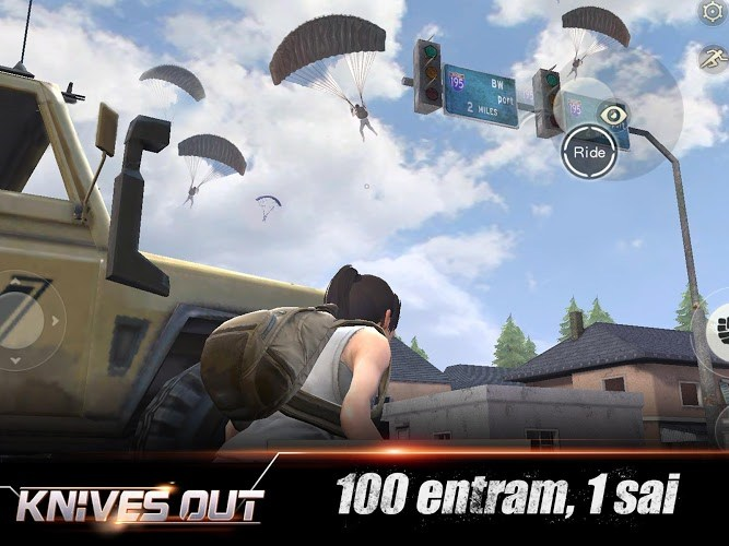 Jogue Knives Out para PC 9