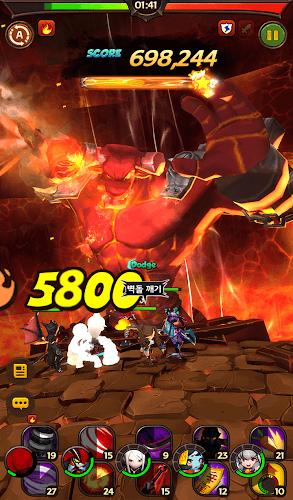 เล่น Hello Hero: Epic Battle on PC 16