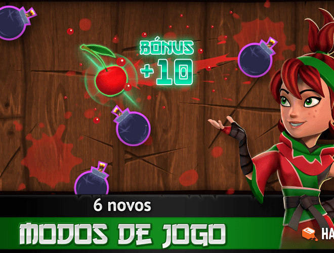 Jogue Fruit Ninja Free para PC 17