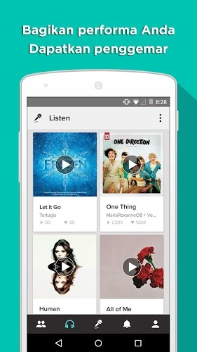 Main Sing! Karaoke by Smule on PC 8