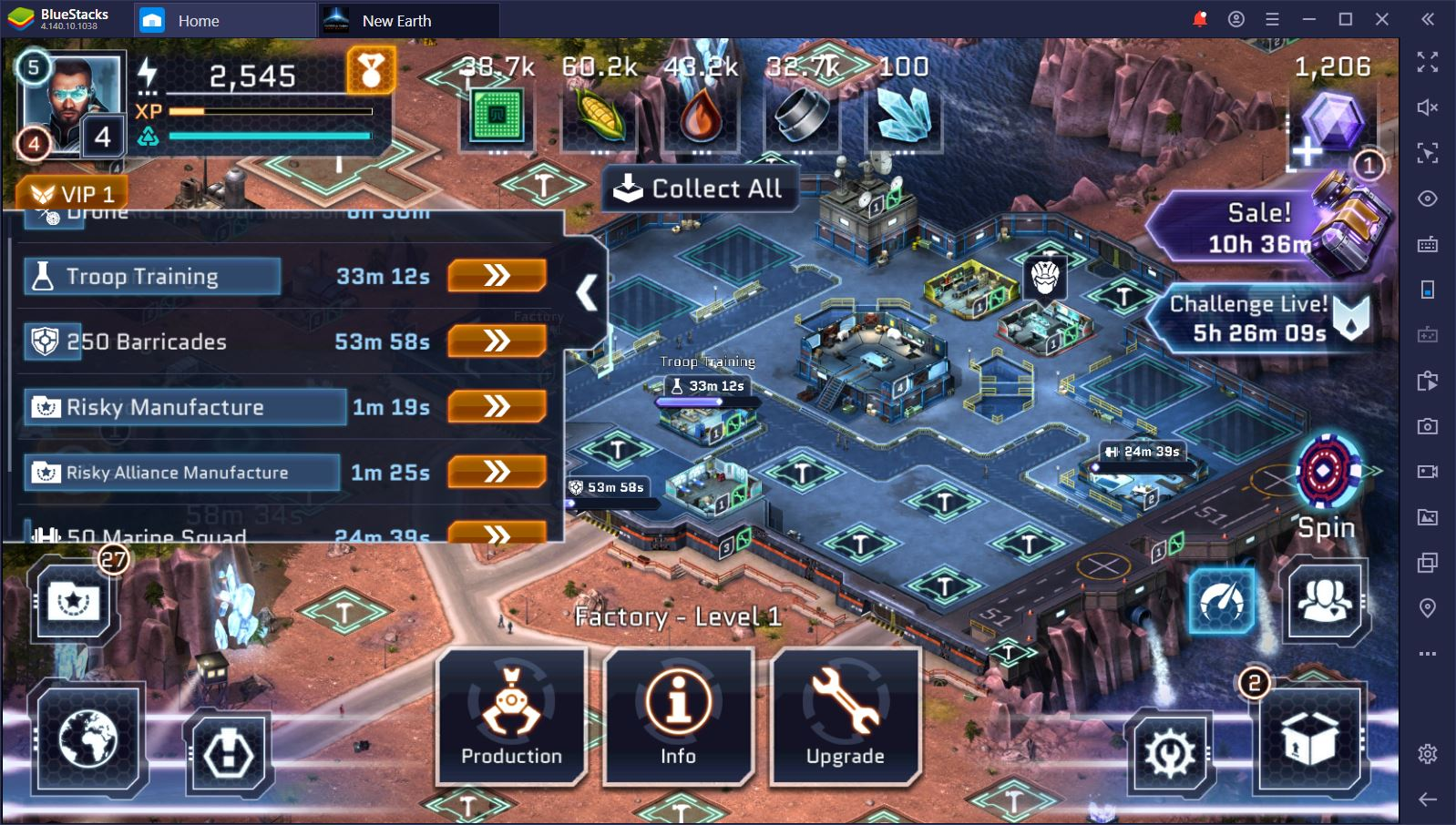 Operation: New Earth on PC – Tips and Tricks for Beginners