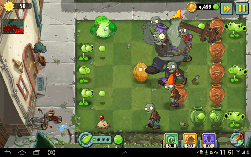 plants vs zombies free online game full version