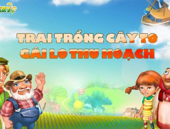Chơi Farmery – Nong Trai Thuan Viet on PC 4